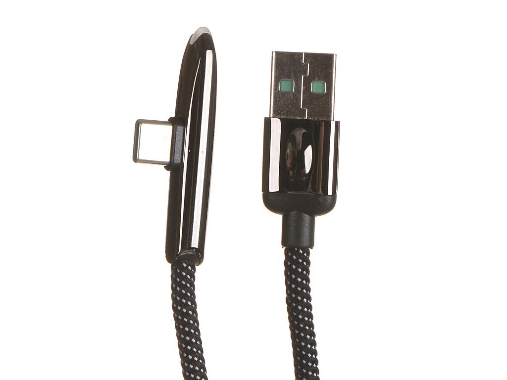 Фото - Аксессуар Usams U34 USB - Type-C Black УТ000019976 аксессуар