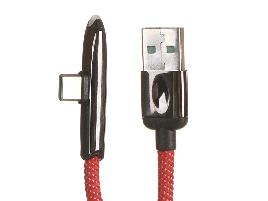 Фото - Аксессуар Usams U34 USB - Type-C Red УТ000019975 аксессуар