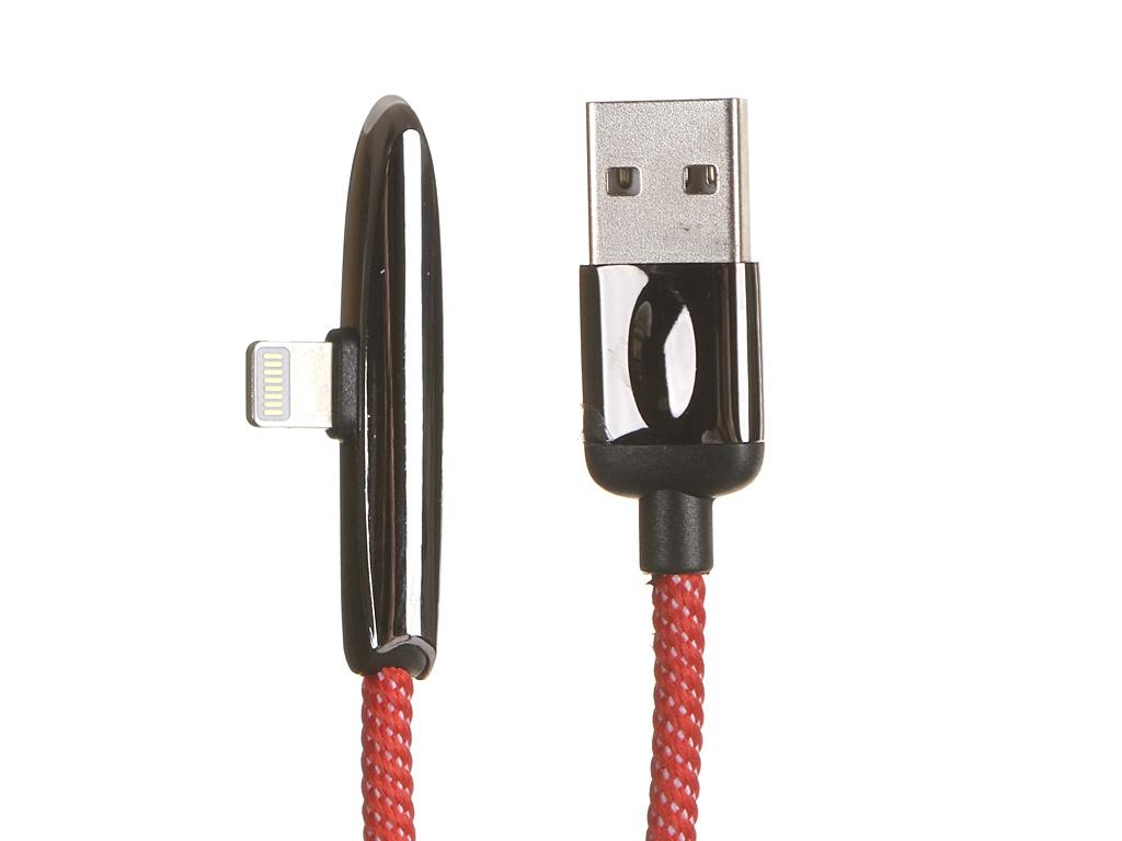 Фото - Аксессуар Usams U34 USB - Lightning Red УТ000019977 аксессуар