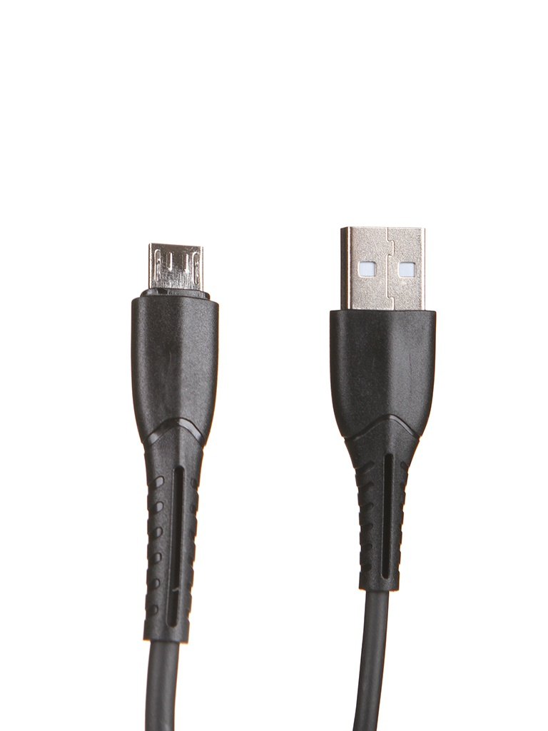 Аксессуар Usams U35 USB - MicroUSB Black УТ000019992 аксессуар usams u sun series us sj179 usb microusb 1 2m black