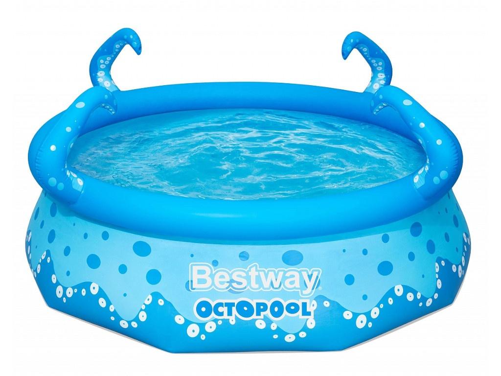 Детский бассейн Bestway Осьминог 57397