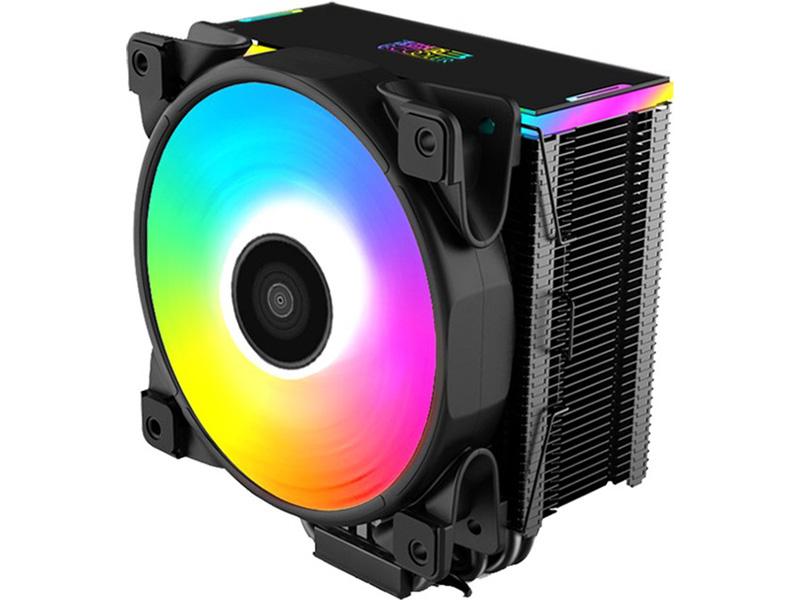 Кулер PCcooler GI-D56A Halo FRGB (LGA2066/2011/1366/115x/775/AM4/3/3+/2/2+/FM1/2/2+)