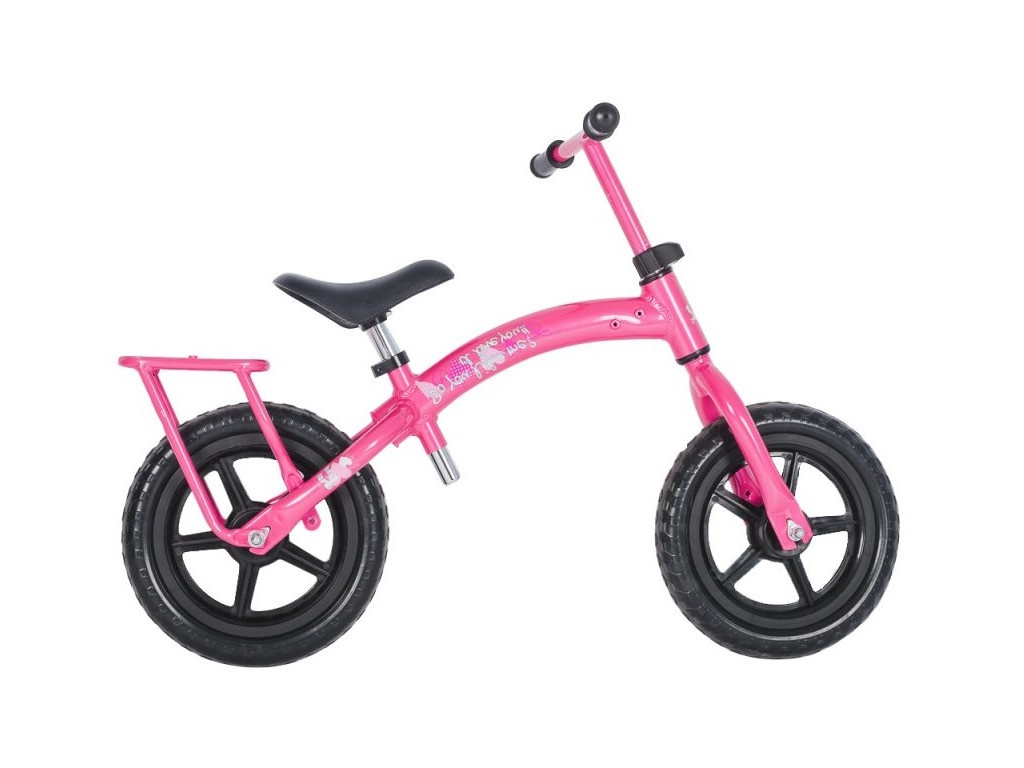 Беговел RT Bike Yoxo VIC Flip-Flop Pink