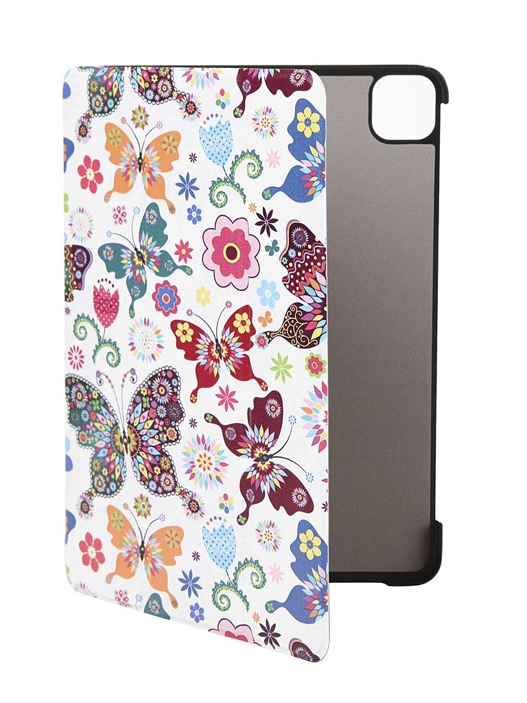 Чехол Zibelino для APPLE iPad Pro 2020 11.0 Tablet с магнитом Butterflies ZT-IPAD-PRO11-2020-PBTF