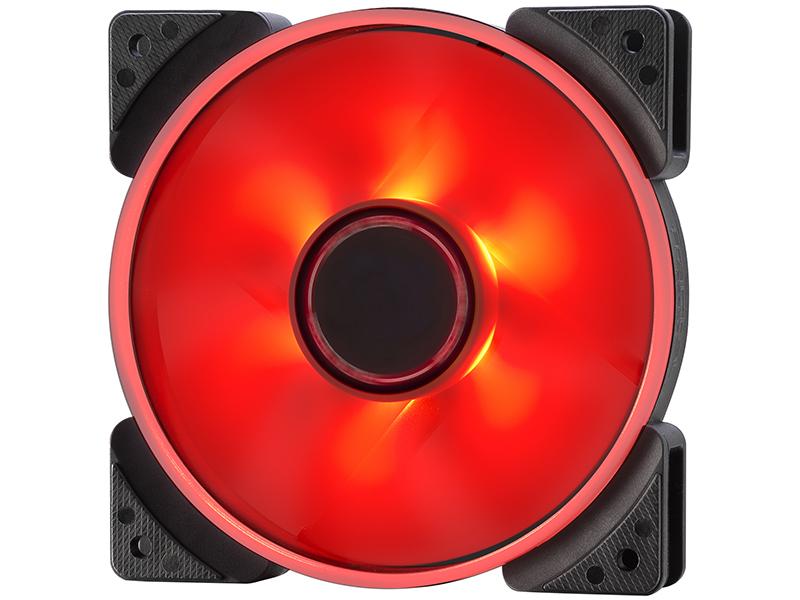 Вентилятор Fractal Design Prisma SL-12 Red FD-FAN-PRI-SL12-RD