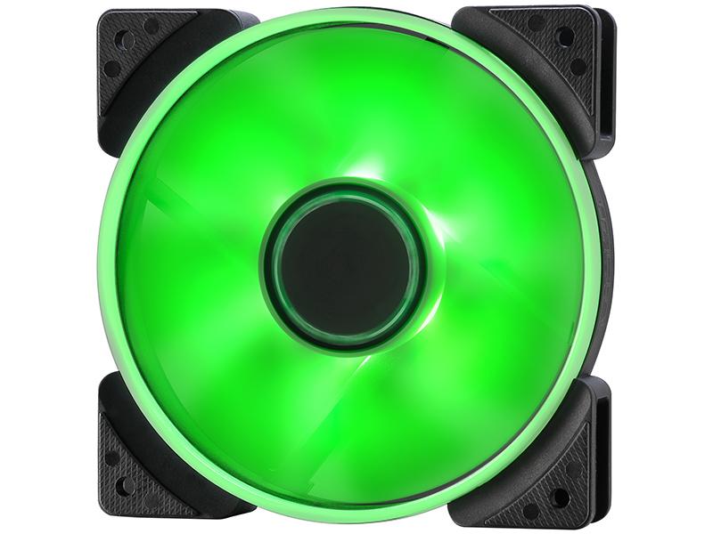 Вентилятор Fractal Design Prisma SL-12 Green FD-FAN-PRI-SL12-GN