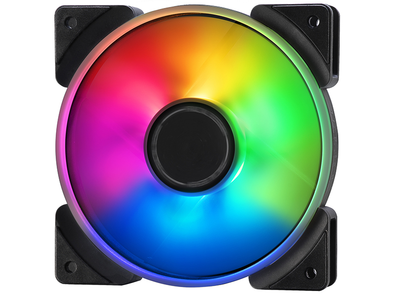 Вентилятор Fractal Design Prisma AL-12 ARGB PWM FD-FAN-PRI-AL12-PWM