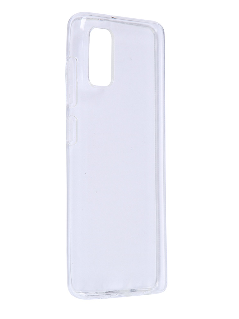Чехол Brosco для Samsung Galaxy A41 TPU Transparent SS-A41-TPU-TRANSPARENT