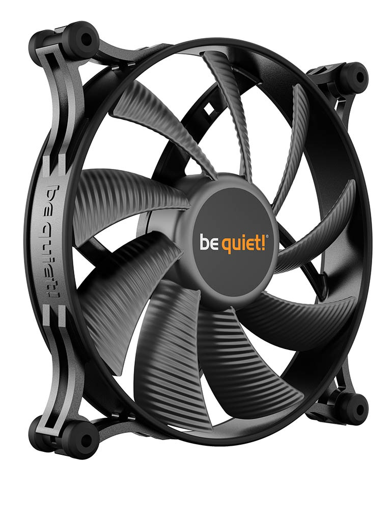 Вентилятор be quiet! SHADOW WINGS 2 140mm PWM (BL087)