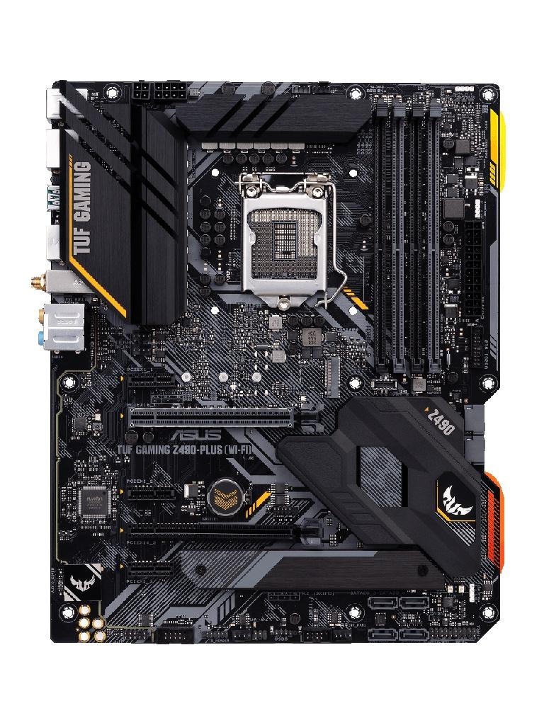 Материнская плата ASUS TUF Gaming Z490-PLUS (WI-FI) wi fi адаптер asus usb ac56