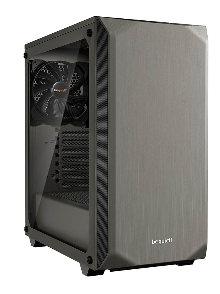 Корпус Be Quiet Pure Base 500 Window Metallic Gray BGW36