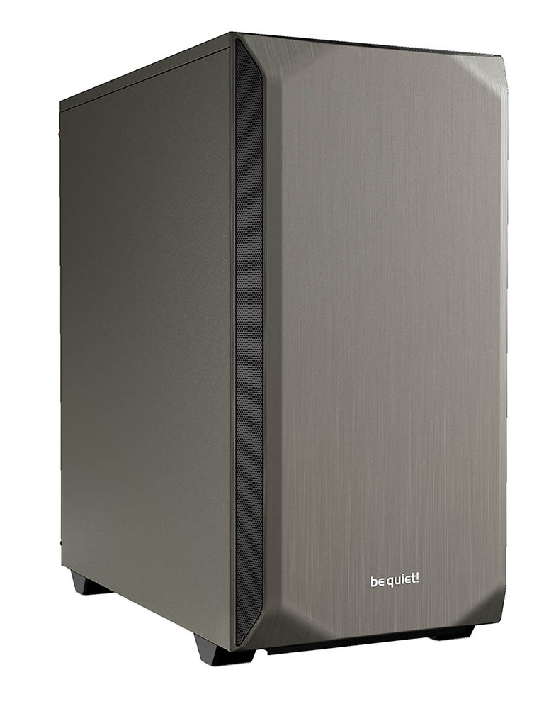 Корпус Be Quiet Pure Base 500 Metallic Gray BG036