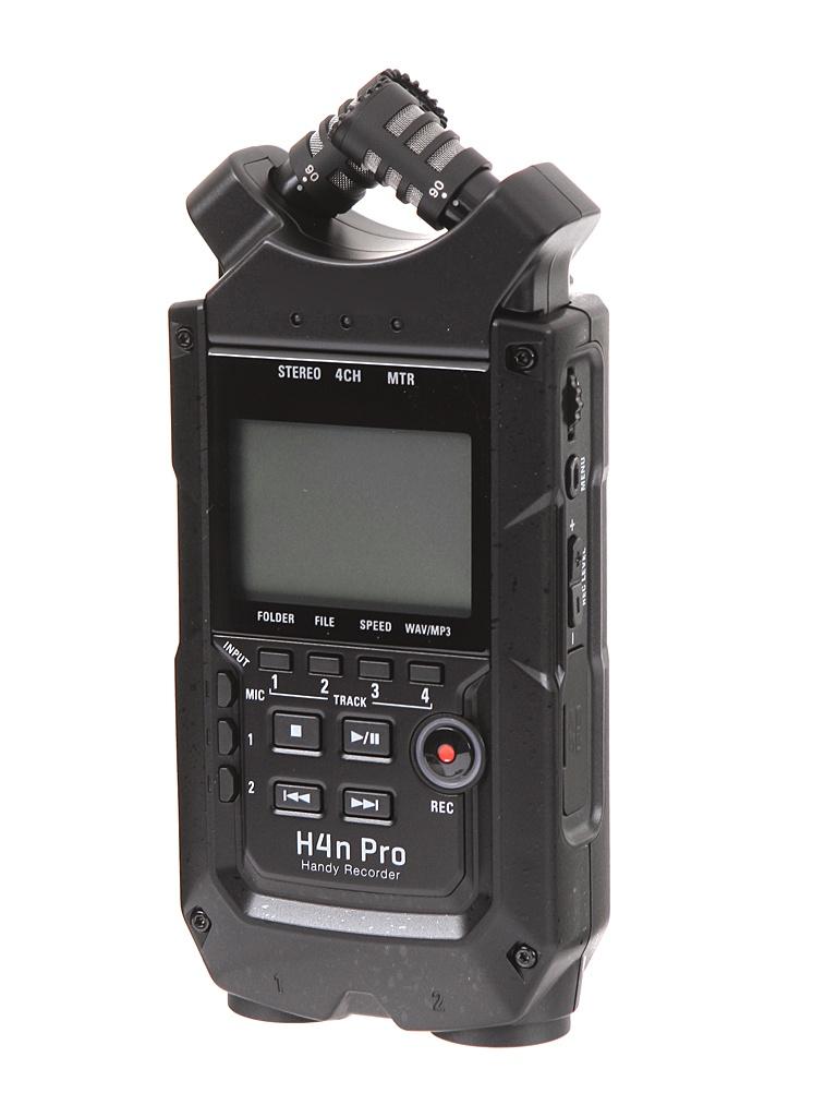Рекордер Zoom H4n Pro Black