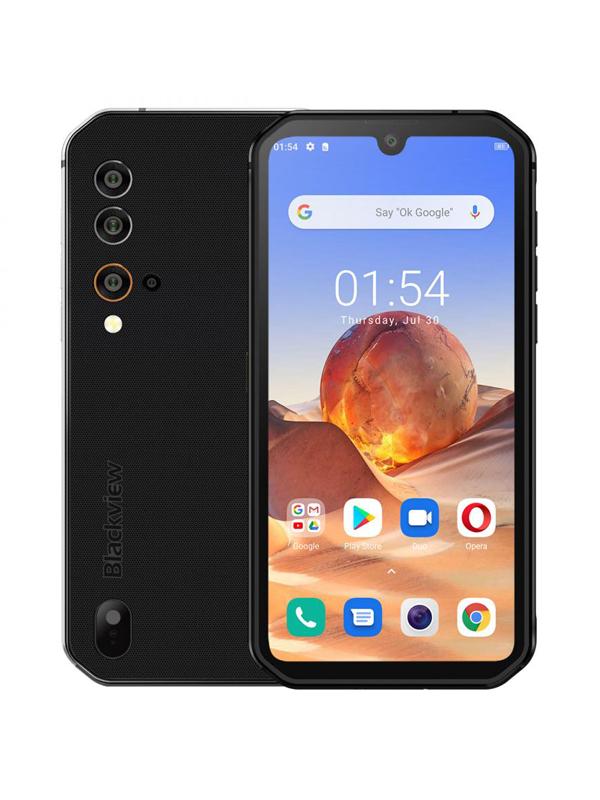 Сотовый телефон Blackview BV9900 Black сотовый телефон strike f10 black