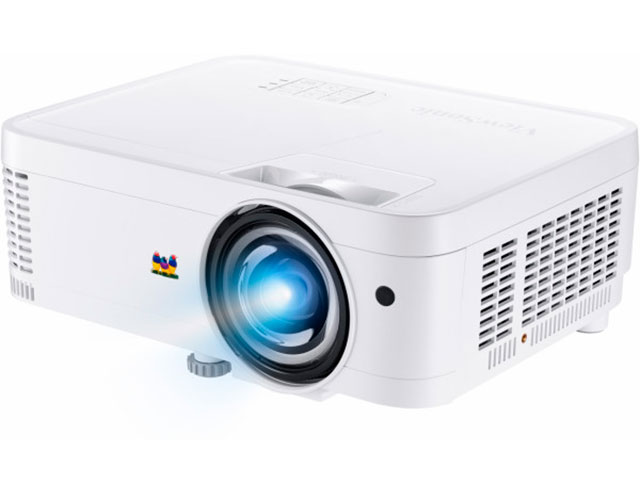 Фото - Проектор ViewSonic PS501W проектор viewsonic pg605x white