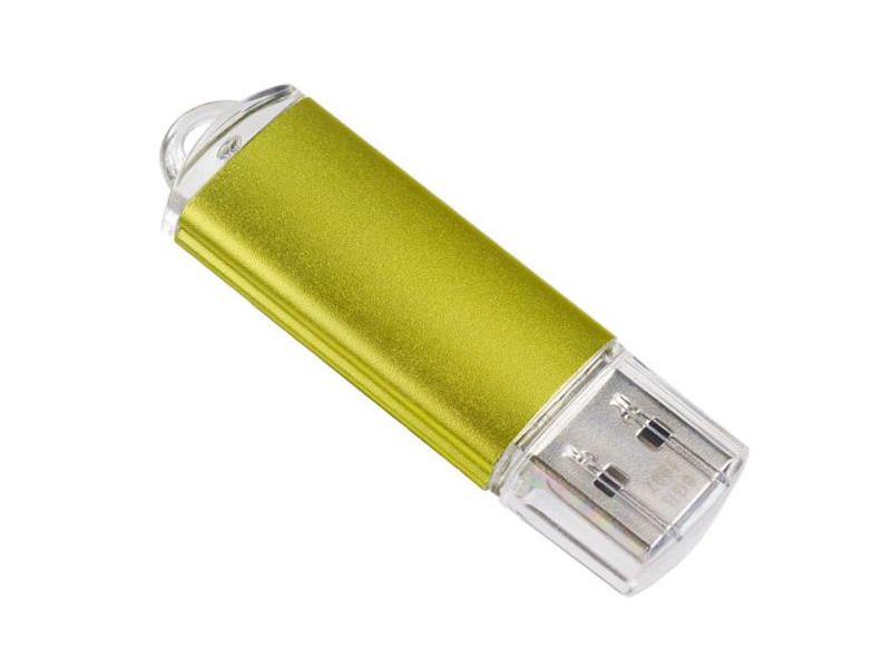 USB Flash Drive 64Gb - Perfeo E01 Gold PF-E01Gl064ES