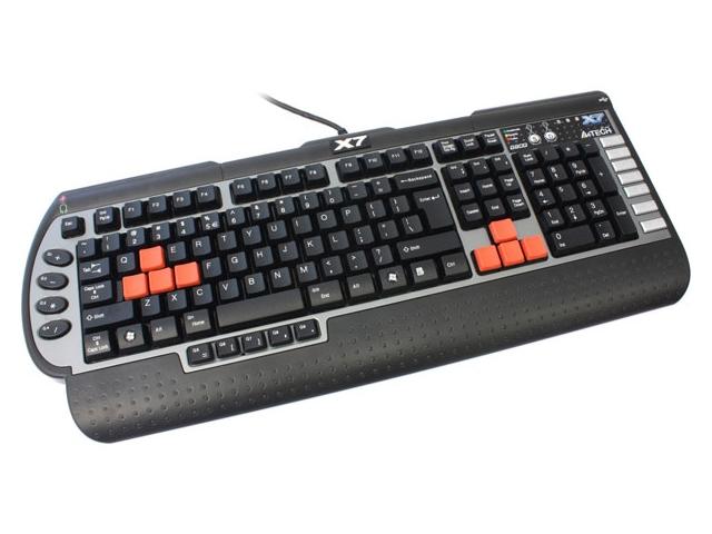 Клавиатура A4Tech G800MU PS/2