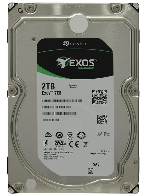 Жесткий диск Seagate 2 TB ST2000NM004A