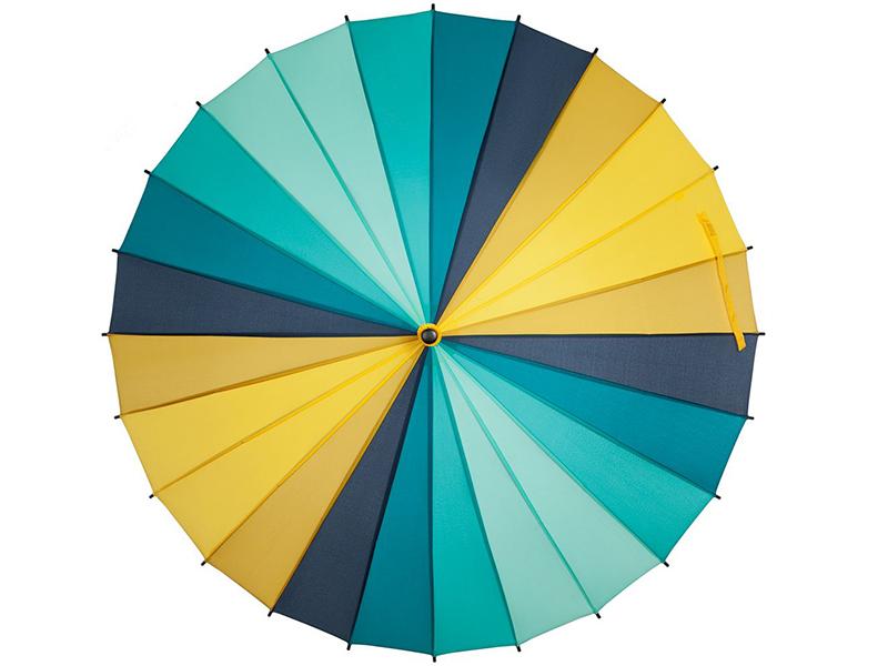 Зонт Molti Спектр Turquoise-Yellow 5380.48