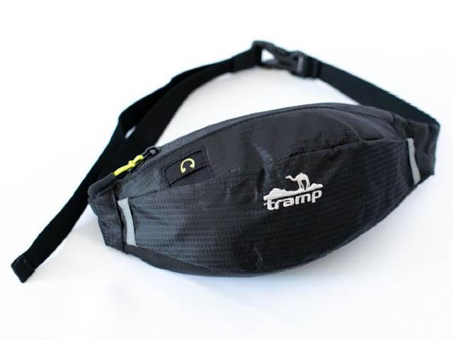 Сумка Tramp TRP-039 Crios Black рюкзак tramp ultra 15л trp 012 04