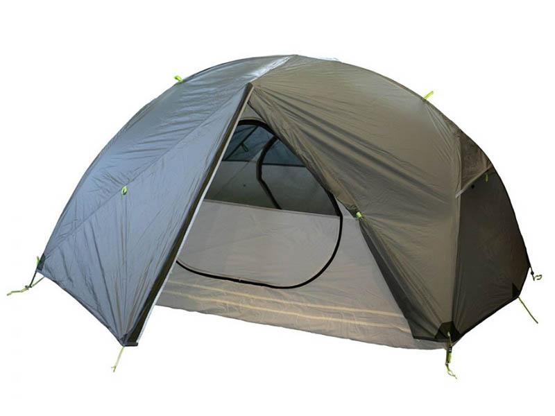 Палатка Tramp CLOUD 2 Si Cloud Grey