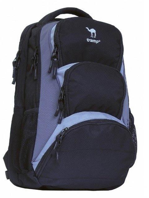 Рюкзак Tramp TRP-006.10 Trusty 30L Black-Grey рюкзак tramp ultra 15л trp 012 04