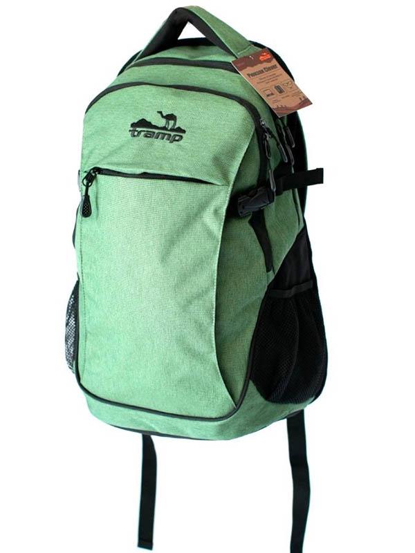Рюкзак Tramp TRP-037 Clever 25L Green рюкзак tramp ultra 15л trp 012 04
