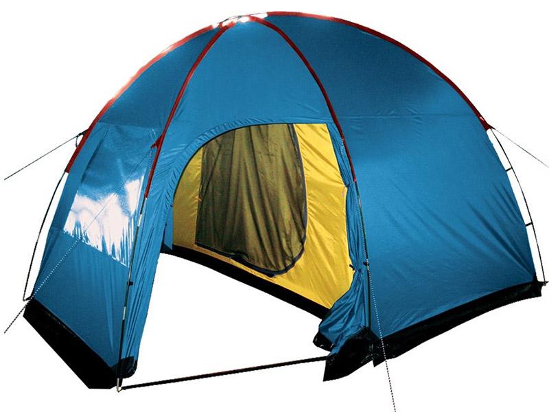 Палатка Sol ANCHOR 4 Blue