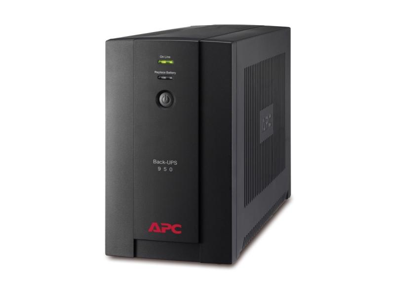 Источник бесперебойного питания APC Back-UPS 950VA BX950U-GR источник бесперебойного питания gateway sent ups 360w 220v