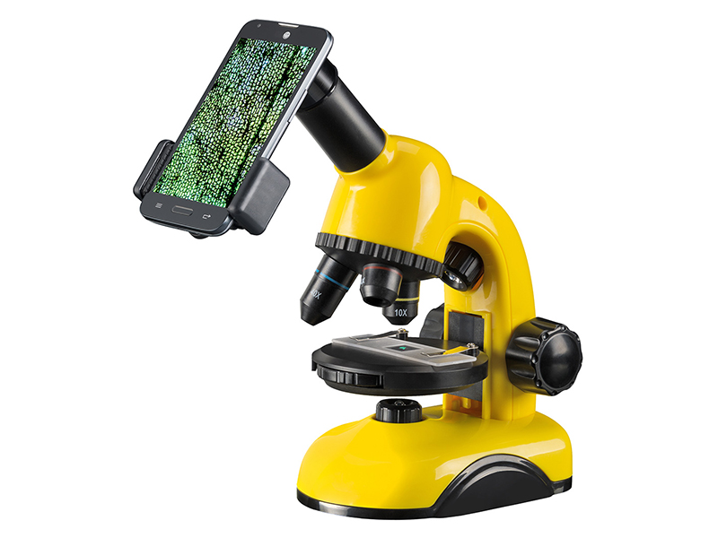 Микроскоп Bresser National Geographic Biolux 40–800x 75612