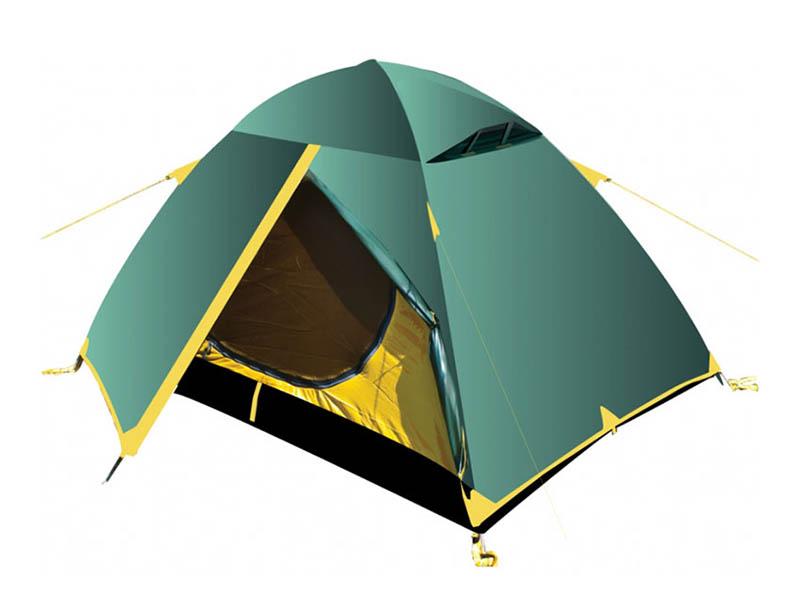 Палатка Tramp SCOUT 2 V2 Green палатка greenell виржиния 4 v2 green 25533 303 00