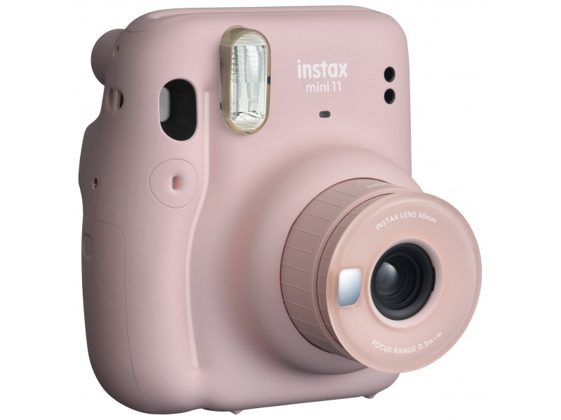 Фото - Фотоаппарат Fujifilm Instax Mini 11 Pink фотоаппарат