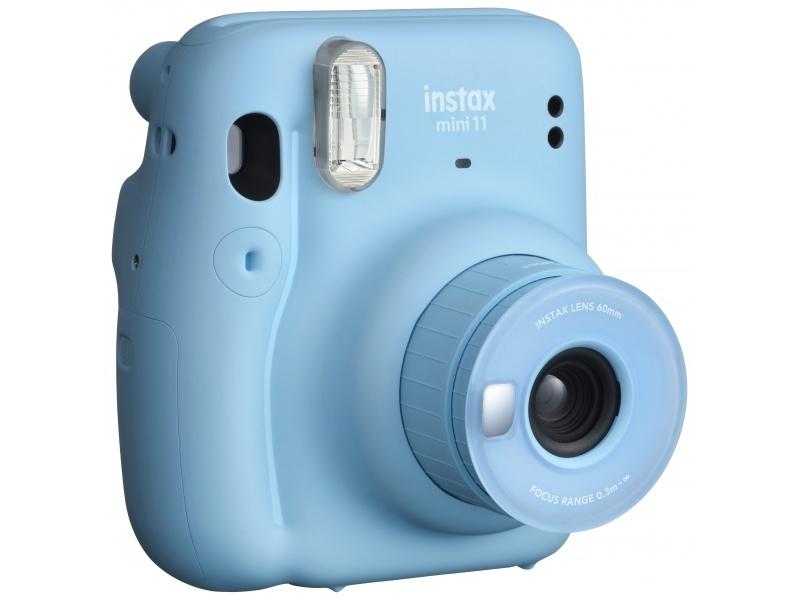 Фото - Фотоаппарат Fujifilm Instax Mini 11 Blue фотоаппарат
