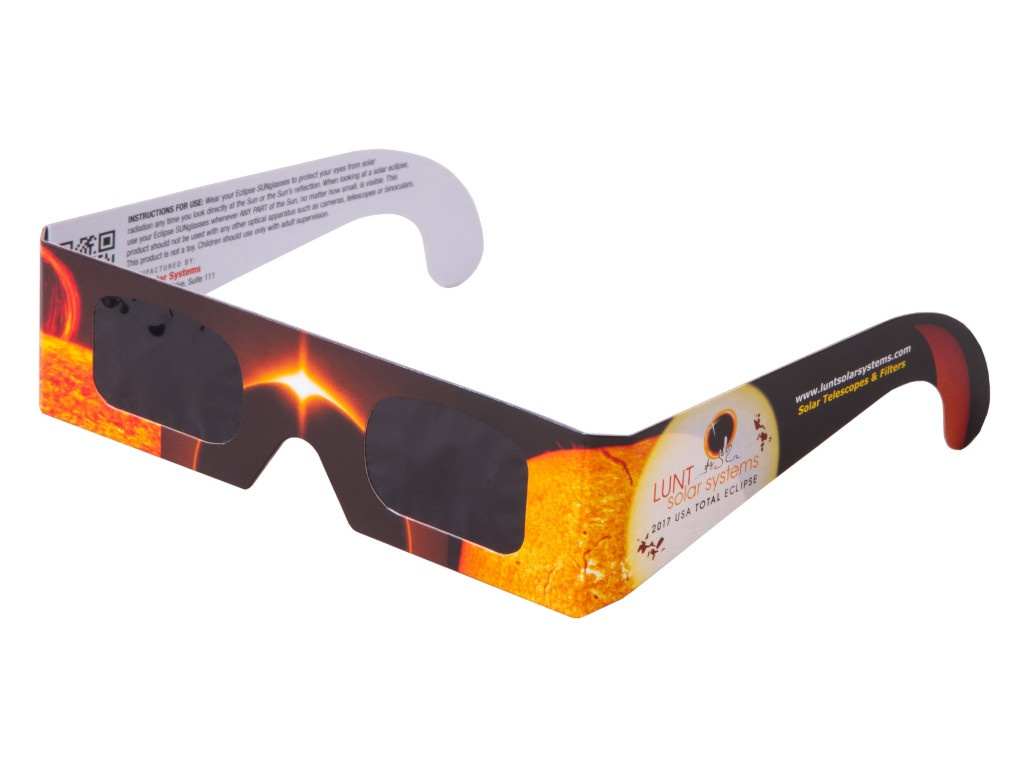 Игра Bresser Очки для наблюдения солнца Lunt Eclipse 75614