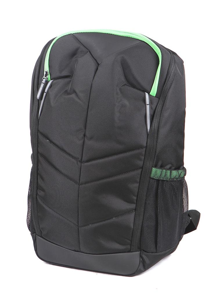 Рюкзак HP 15.6-inch Pavilion Gaming 400 Black-Green 6EU57AA
