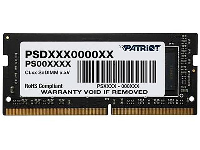 Модуль памяти Patriot Memory PSD44G266681S