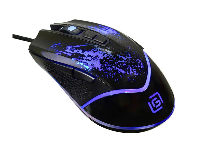 Мышь Oklick 888G Infinity Black 1103513