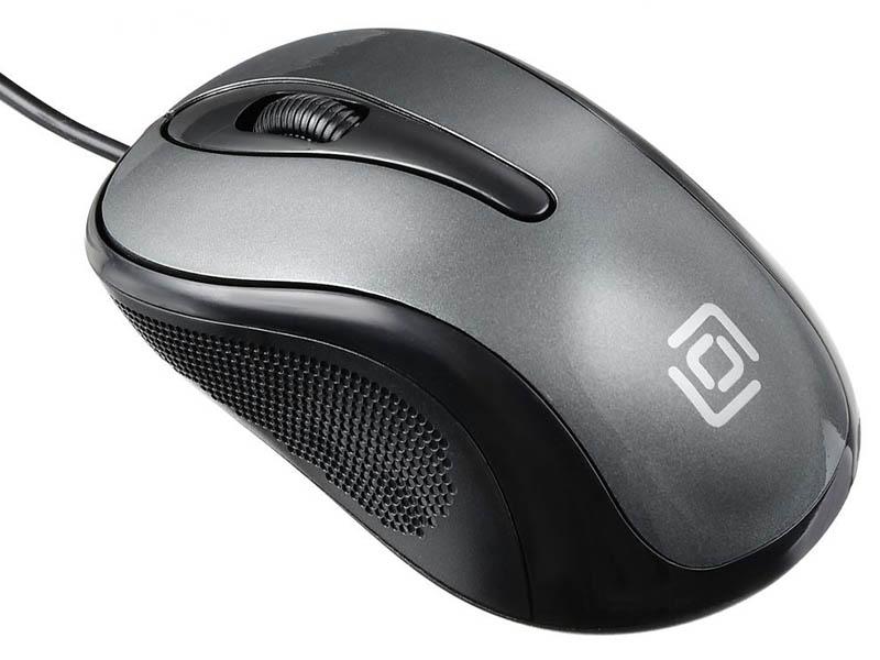 Мышь Oklick 385M Black-Grey 1066863