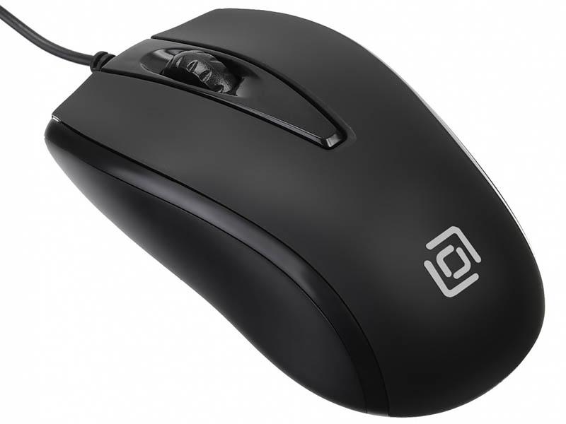 Мышь Oklick 325M Black 1091340