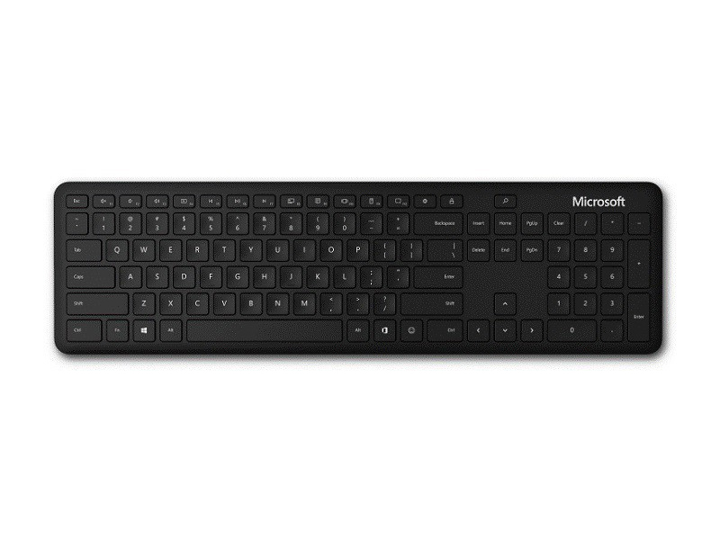 Клавиатура Microsoft Keyboard Bluetooth QSZ-00011