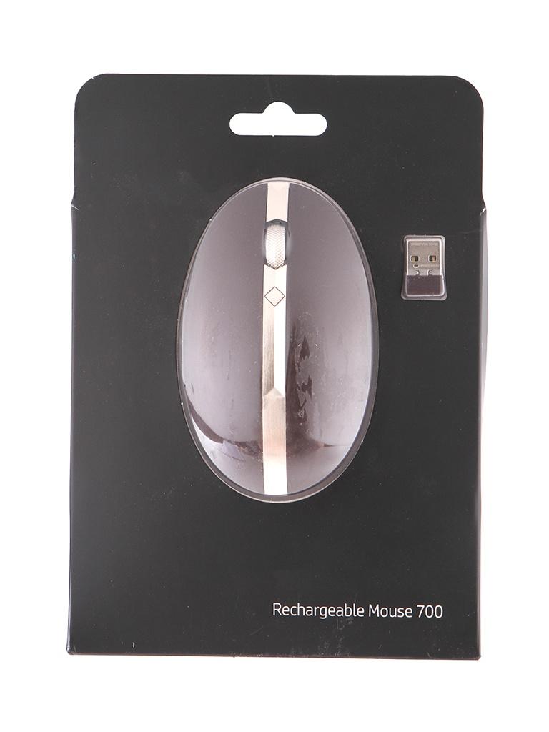Мышь HP Spectre 700 Burgundy 5VD59AA