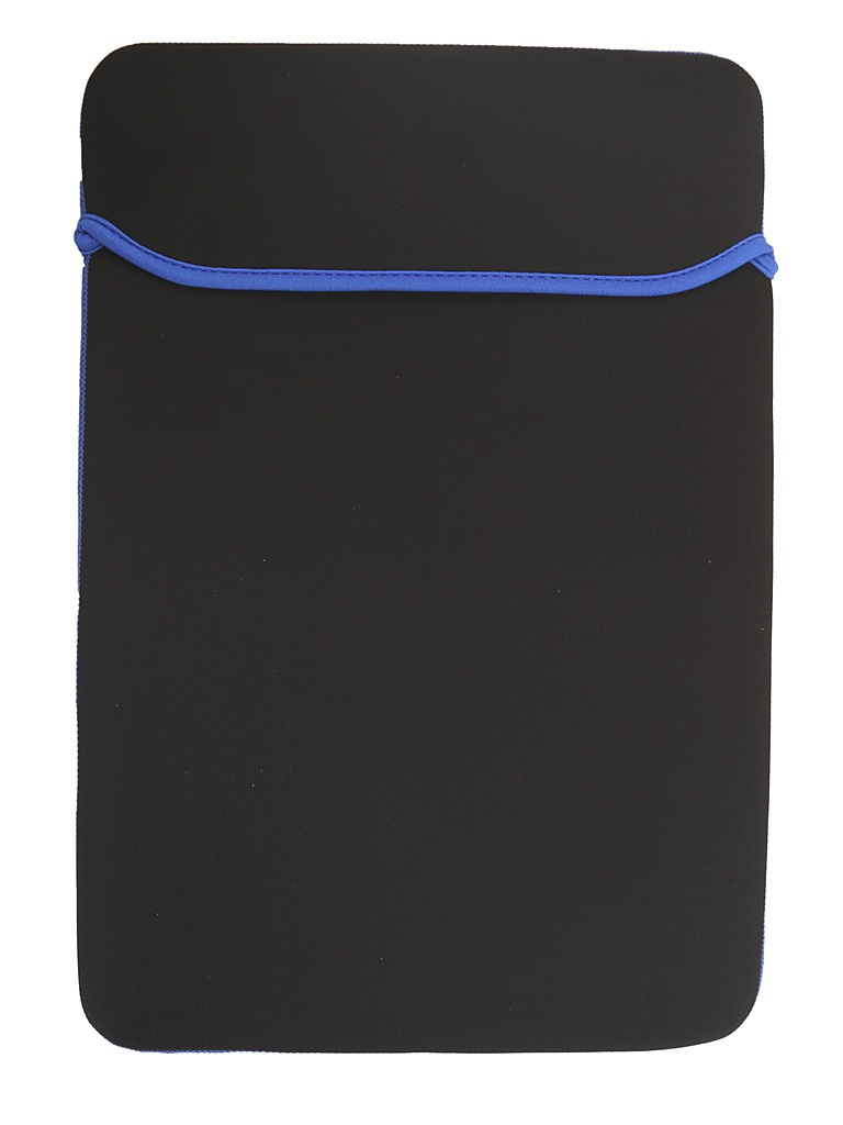 Чехол 15.6-inch HP Chroma Sleeve Black-Blue V5C31AA аксессуар чехол 14 0 inch hp carry sleeve grey 1pd66aa