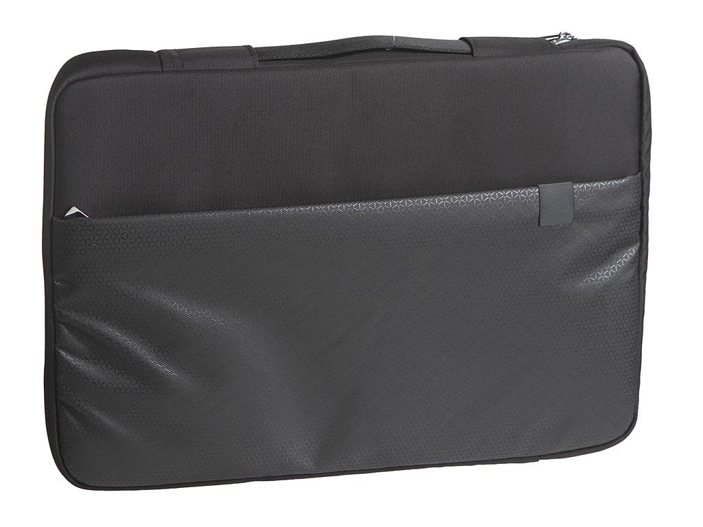Чехол 15.0-inch HP Carry Sleeve Black-Silver 3XD36AA