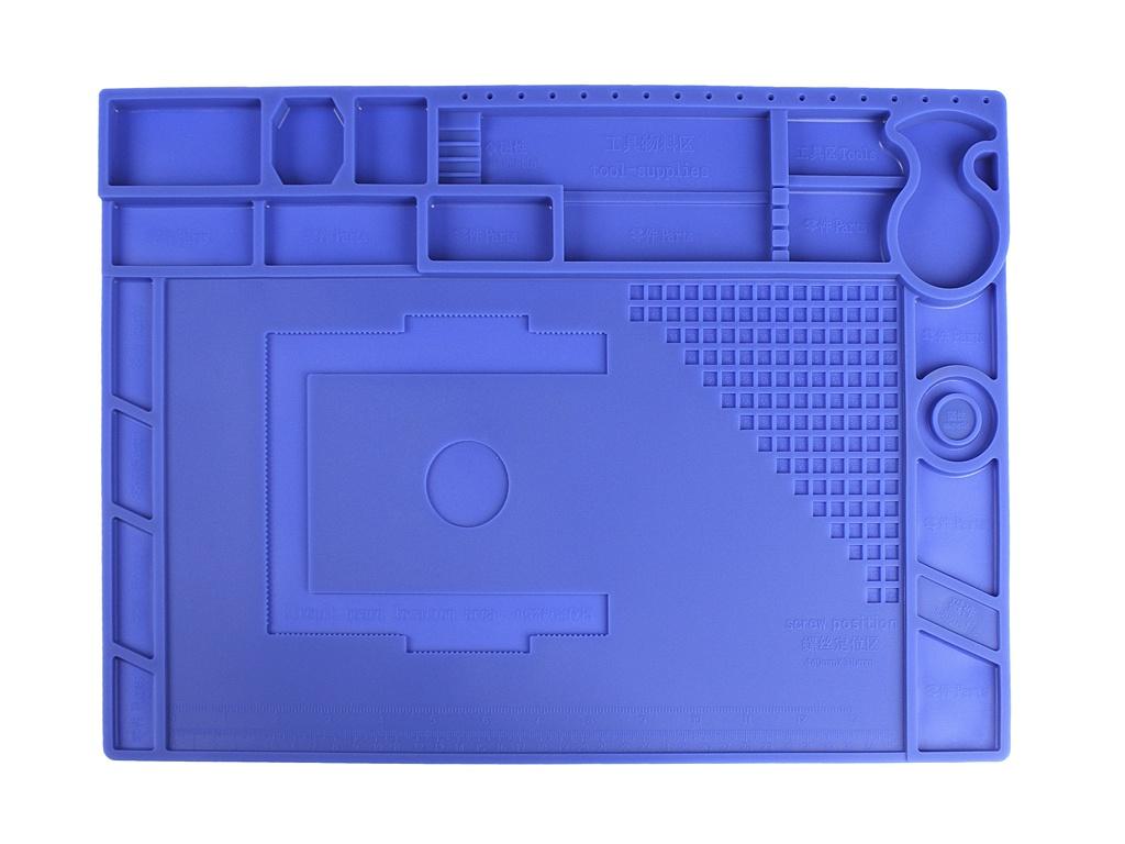 Антистатический силиконовый коврик Yihua 440x310mm 155442