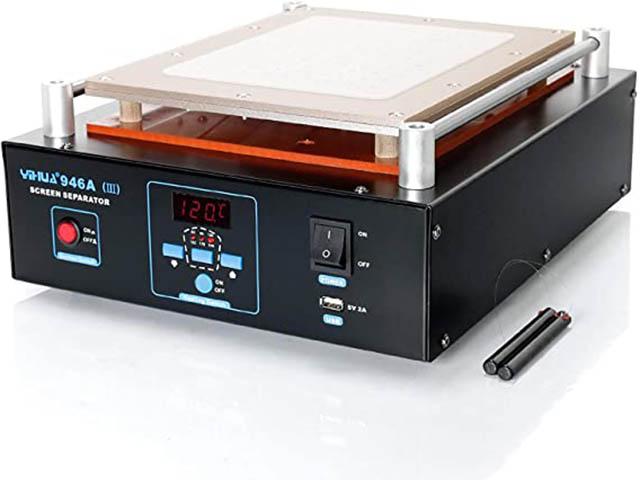Паяльная станция Yihua 946A III - установка для демонтажа LCD экранов