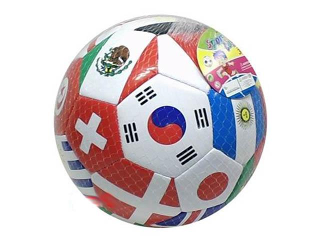 Мяч ХэппиЛенд №5 PP989-95