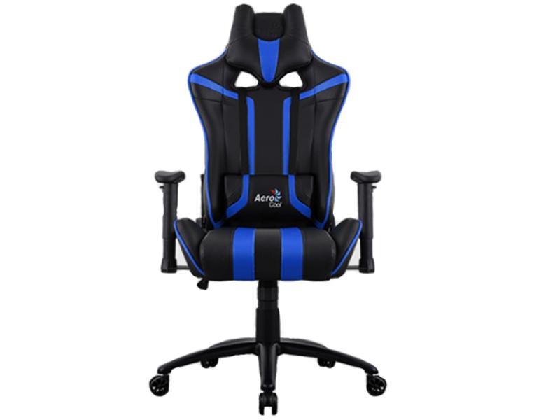 Фото - Компьютерное кресло AeroCool AC120 AIR-BB Выгодный набор + серт. 200Р!!! компьютерное кресло chairman game 17 black grey 00 07024558 выгодный набор серт 200р