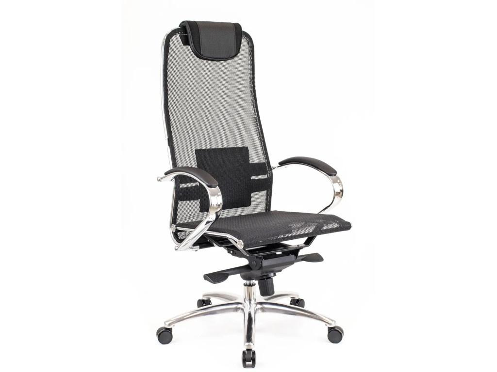 Компьютерное кресло Everprof Deco Сетка Black Выгодный набор + серт. 200Р!!!