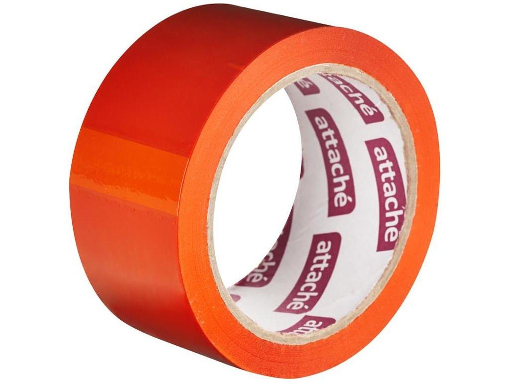 Клейкая лента Attache 48mm x 66m Orange 146159