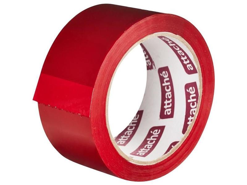 Клейкая лента Attache 48mm x 66m Red 146158